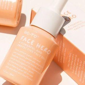 Go To Skincare - FACE HERO Protective Face Oil 1oz